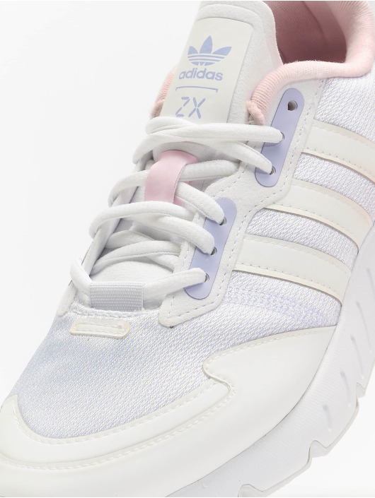 adidas Originals Tøysko ZX 1K Boost hvit
