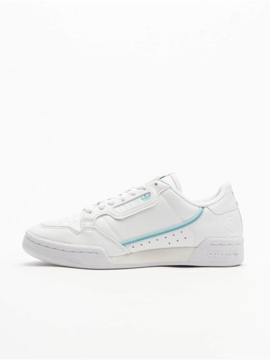 adidas Originals Tøysko Continental 80 Vegan hvit