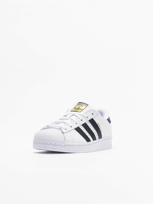 adidas Originals Tøysko Superstar C hvit