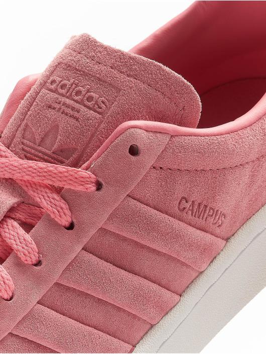 adidas Originals Tøysko Campus Stitch And Turn lyserosa