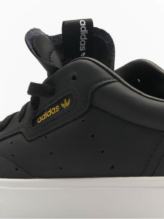 adidas Originals Tøysko Sleek svart