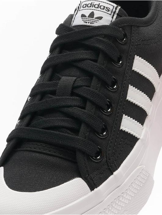 adidas Originals Tøysko Nizza Platform svart