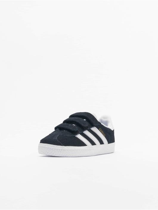 adidas Originals Tøysko Gazelle CF I svart