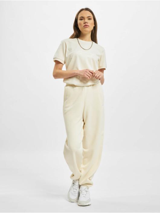 adidas Originals T-paidat 3 Stripes beige