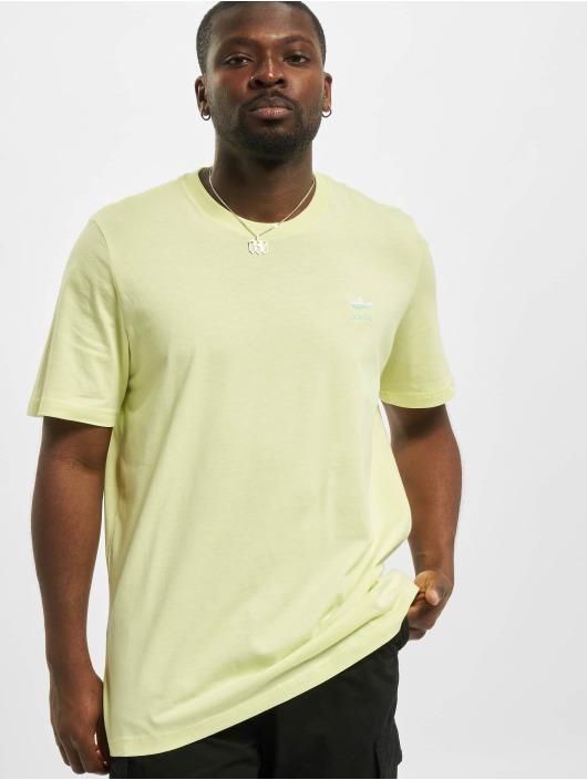 adidas Originals T-paidat Essential keltainen
