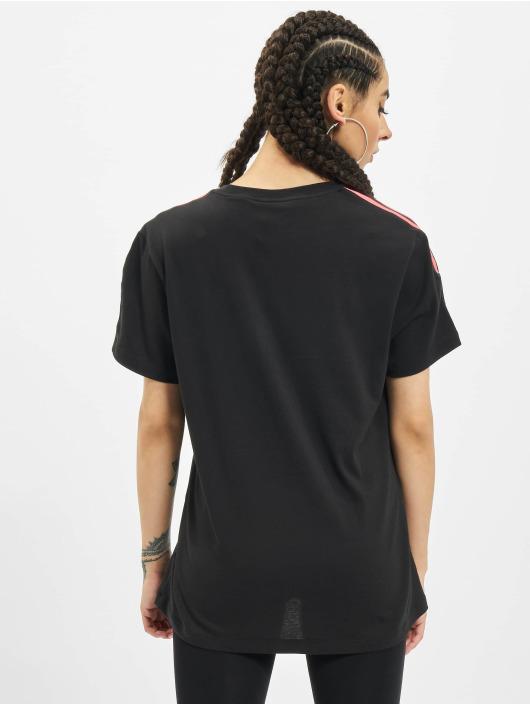 adidas Originals T-paidat Originals Boyfriend musta