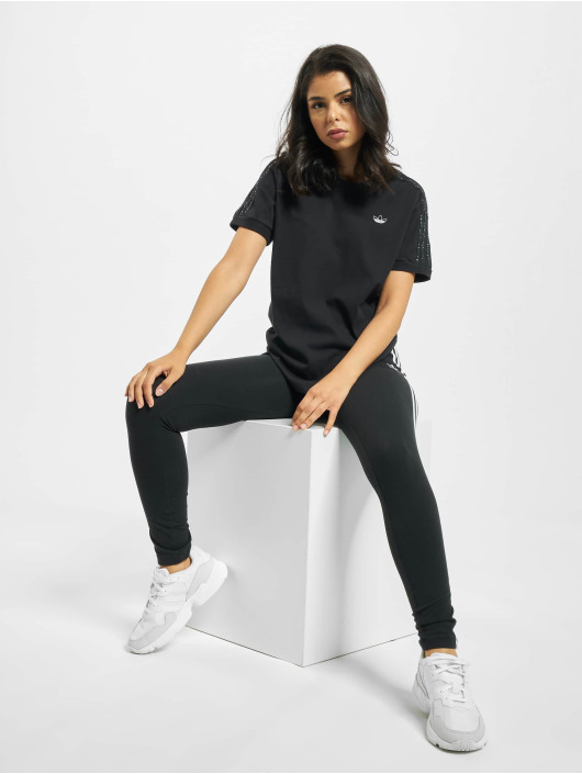 adidas Originals T-paidat BB musta