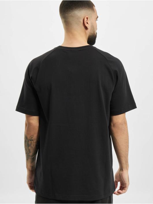 adidas Originals T-paidat Tricolor musta
