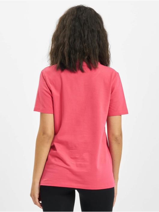 adidas Originals T-paidat Trefoil vaaleanpunainen