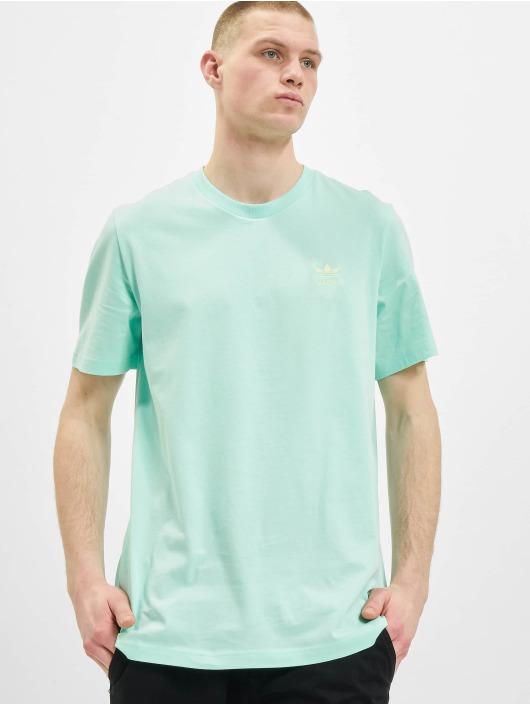 adidas Originals T-paidat Essential vihreä