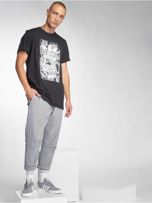 adidas originals T-Shirt Camo Label Tee black