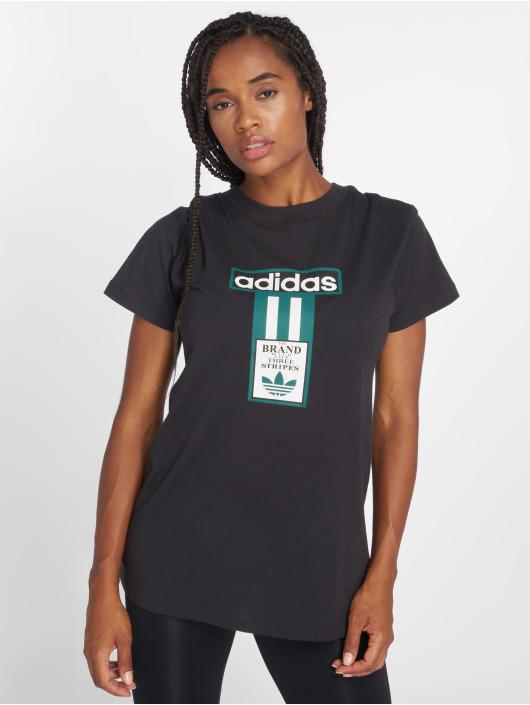 adidas originals T-Shirt Logo black