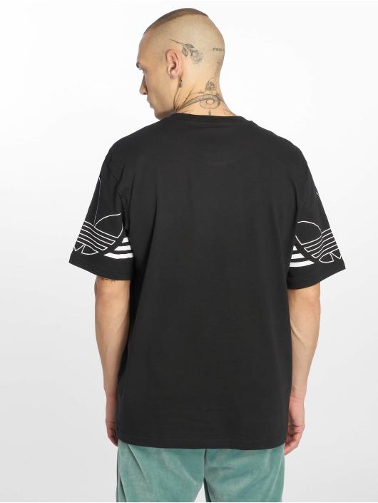 adidas originals T-Shirt Outline black