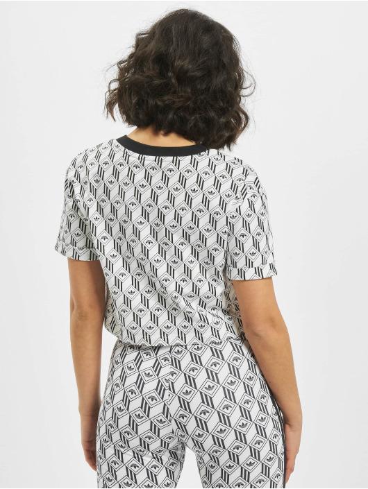 adidas Originals T-Shirt Cropped black