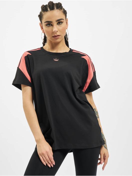 adidas Originals T-Shirt Originals Boyfriend black
