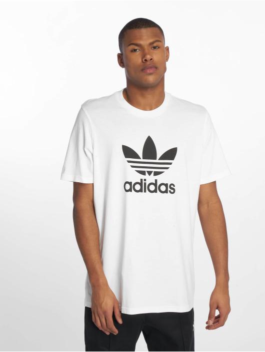 T White Adidas Trefoil Shirt dBCotshQrx