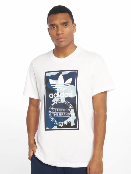 T Blanc Homme Camo Originals 598749 Adidas shirt lPZOwiuTkX