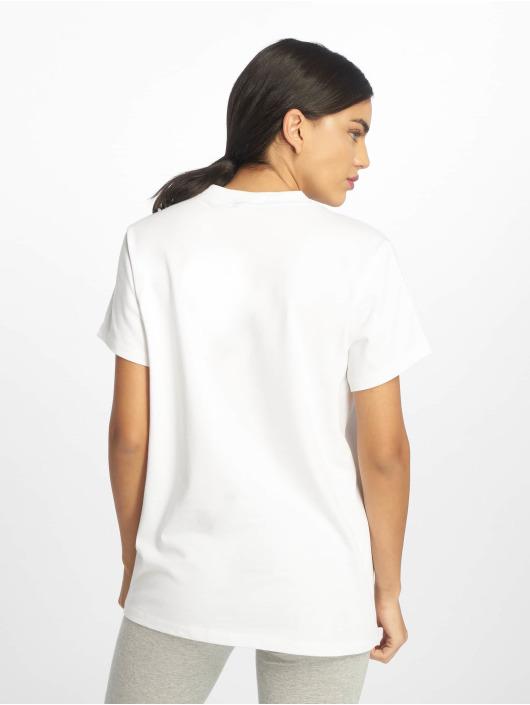 Femme shirt Boyfriend 599071 Originals Blanc T Adidas 1lFJ3TKc