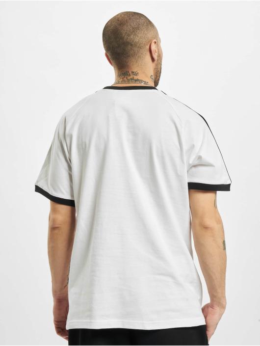 adidas Originals T-Shirt 3-Stripes blanc