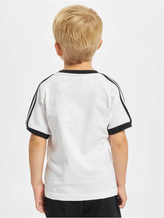 adidas Originals T-Shirt 3stripes blanc