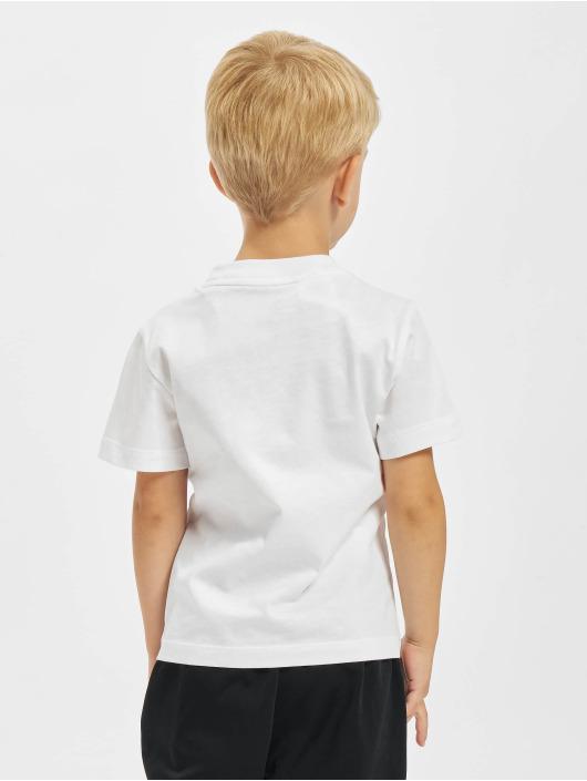 adidas Originals T-Shirt Trefoil blanc