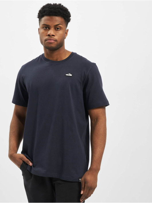 adidas Originals T-Shirt Originals SST EMB blau