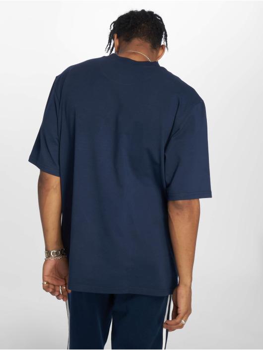 adidas originals t-shirt Trefoil blauw