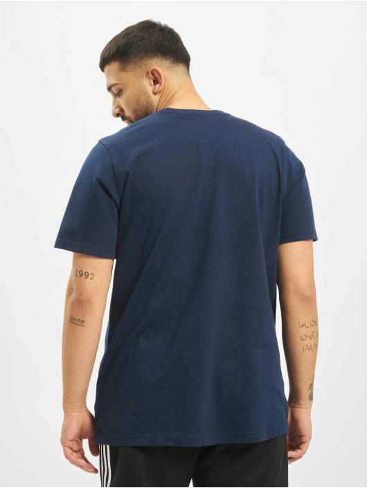 Adidas Originals Trefoil T Shirt Collegiate Navy