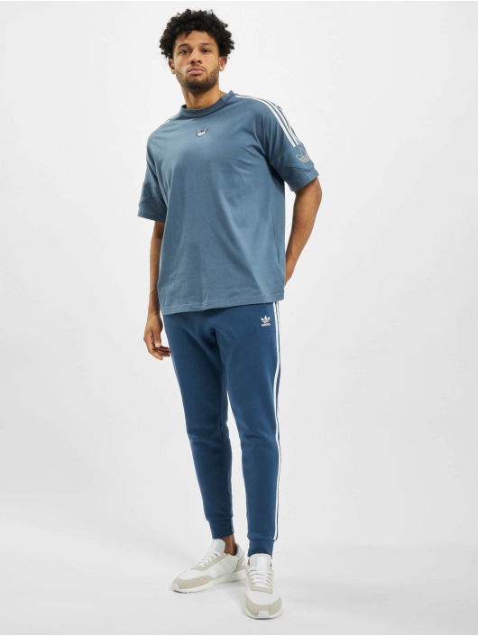 adidas Originals T-Shirt TRF blue