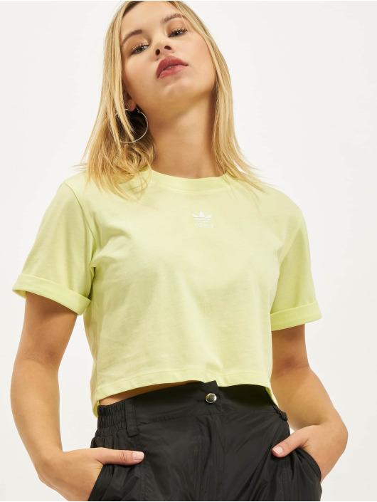adidas Originals t-shirt Originals geel