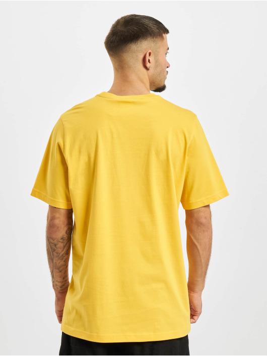 adidas Originals T-Shirt Script gelb