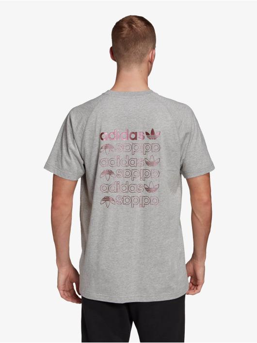 adidas Originals T-Shirt Zeno grau
