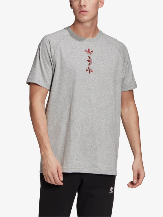 adidas Originals T-Shirt Zeno gray