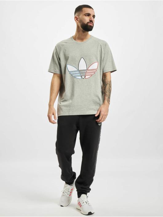 adidas Originals T-Shirt Tricolor gray