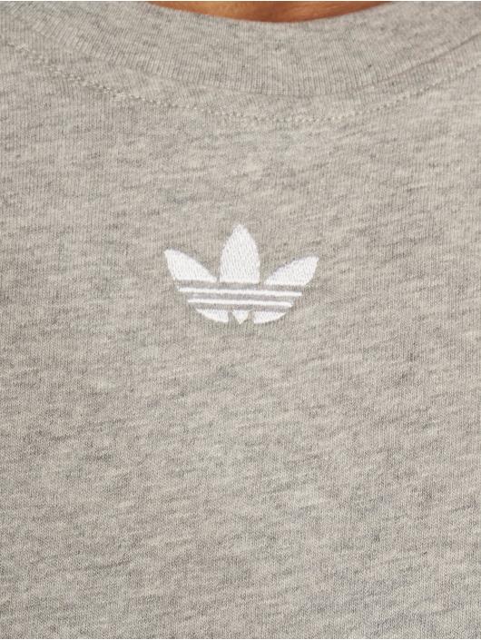 adidas originals t-shirt Outline grijs
