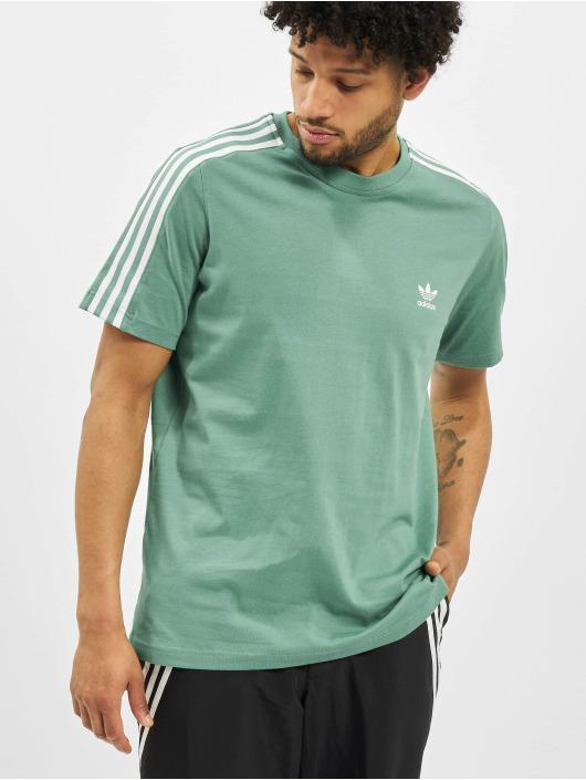 adidas Originals T-Shirt Tech grün
