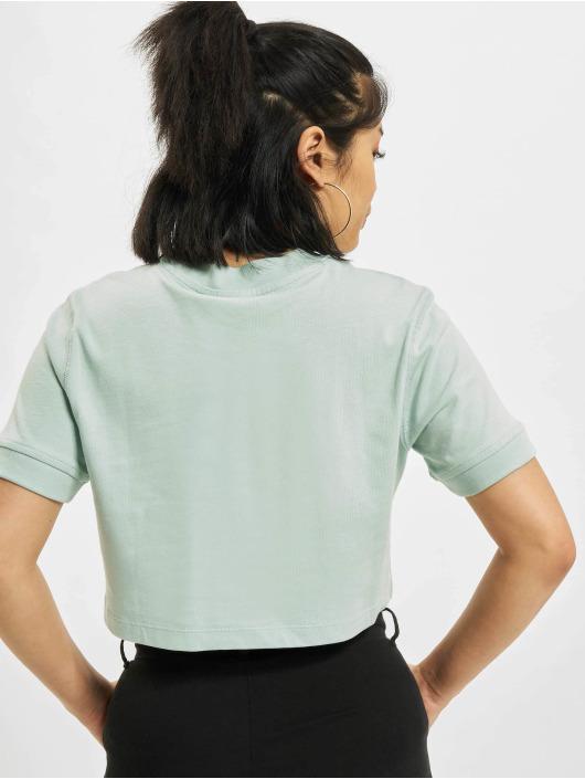 adidas Originals T-Shirt Cropped grün