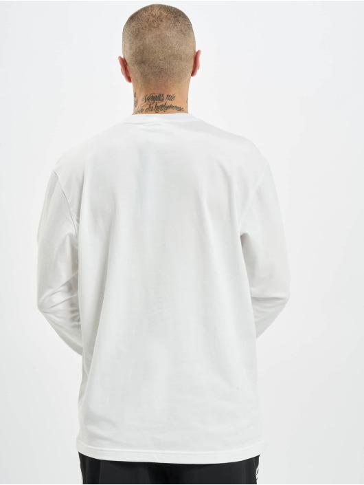 adidas Originals T-Shirt manches longues Adv blanc