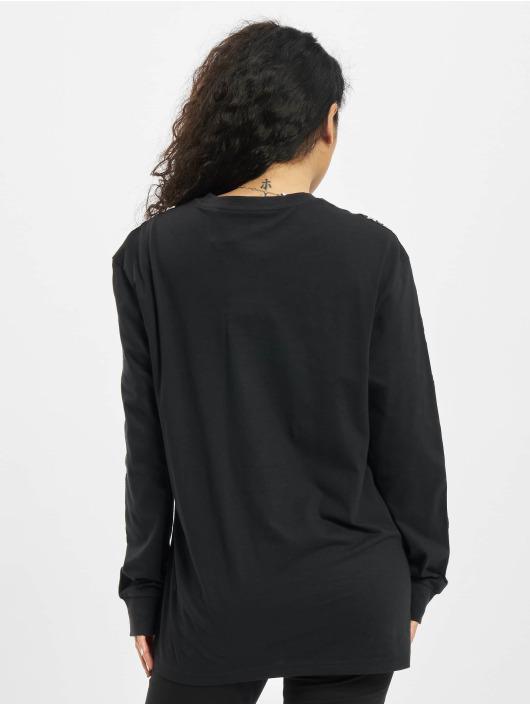 adidas Originals T-Shirt manches longues One Team noir