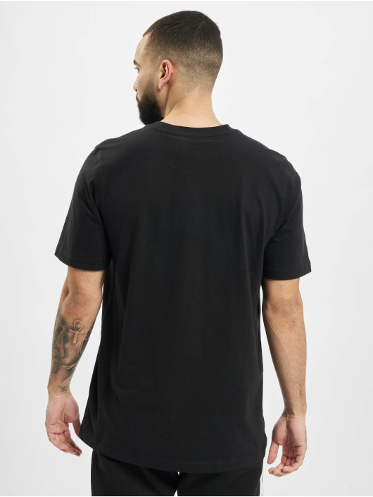 adidas Originals T-shirt Trefoil nero