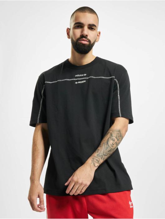 adidas Originals T-Shirt F noir