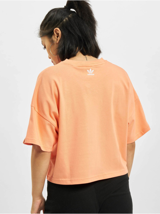 adidas Originals T-Shirt LRG Logo orange