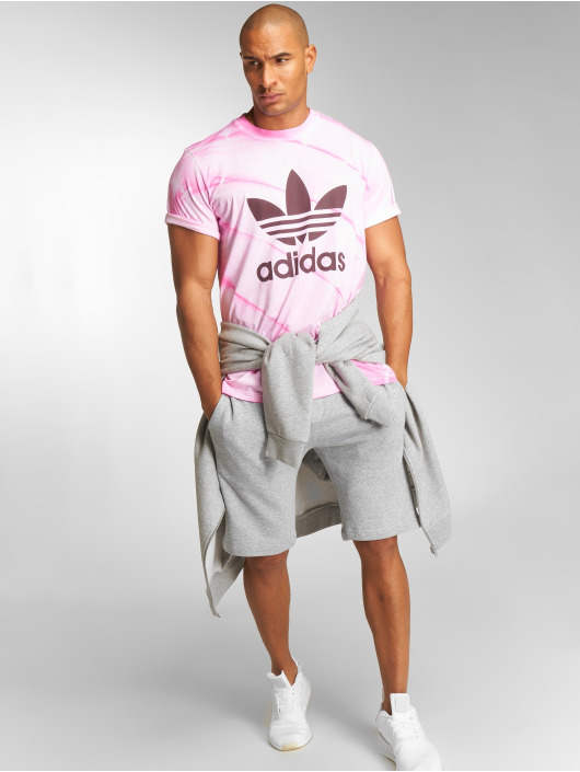 adidas originals T-Shirt Tie Dye Tee pink