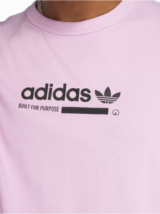 adidas originals T-Shirt Kaval Tee purple