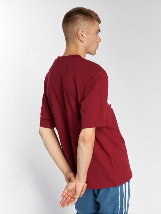 adidas originals T-Shirt Oversized Tee red