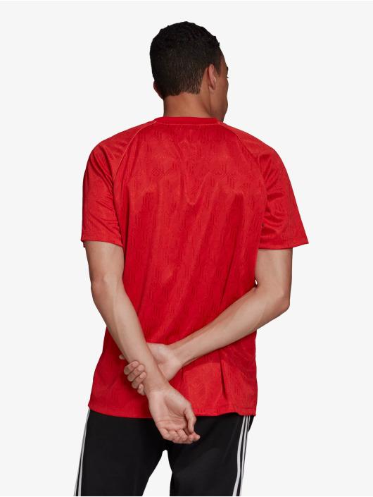 adidas Originals T-Shirt Mono red