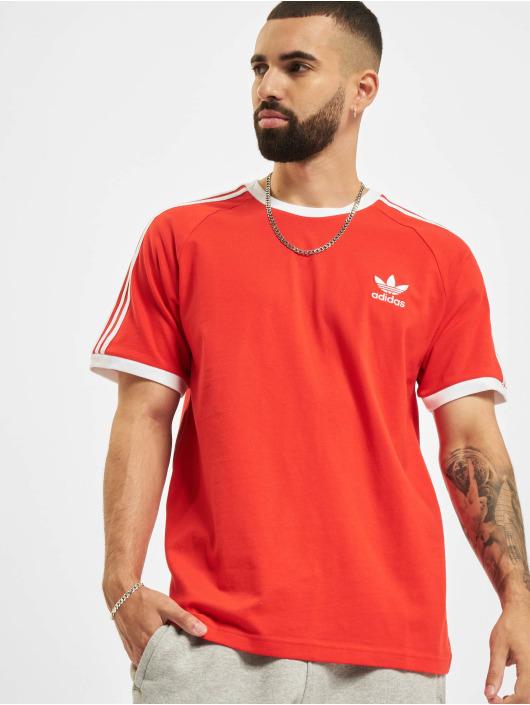 adidas Originals T-Shirt Originals 3-Stripes red