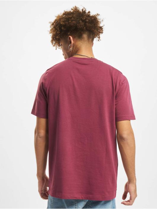 adidas Originals T-shirt Trefoil röd