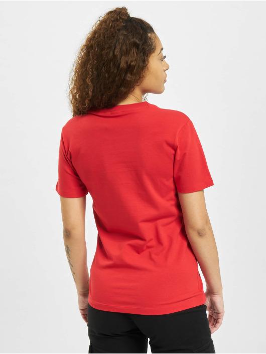 adidas Originals T-shirt Trefoil rosso