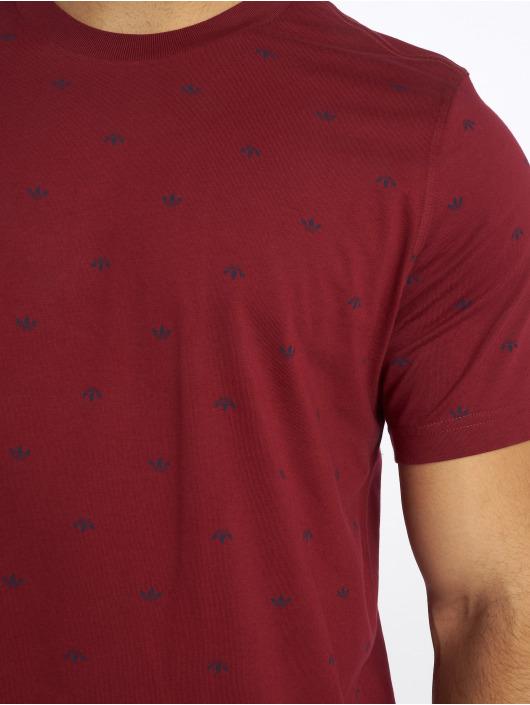 adidas originals T-Shirt Bf Aop Tee rot